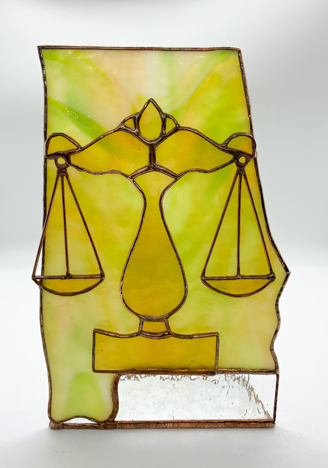 Scales of Justice on State of Alabama
