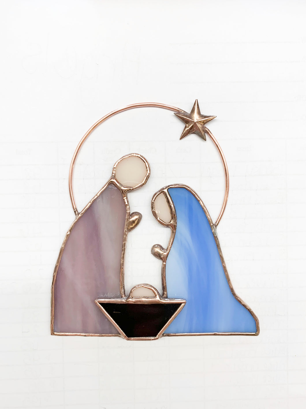 Nativity Ornament