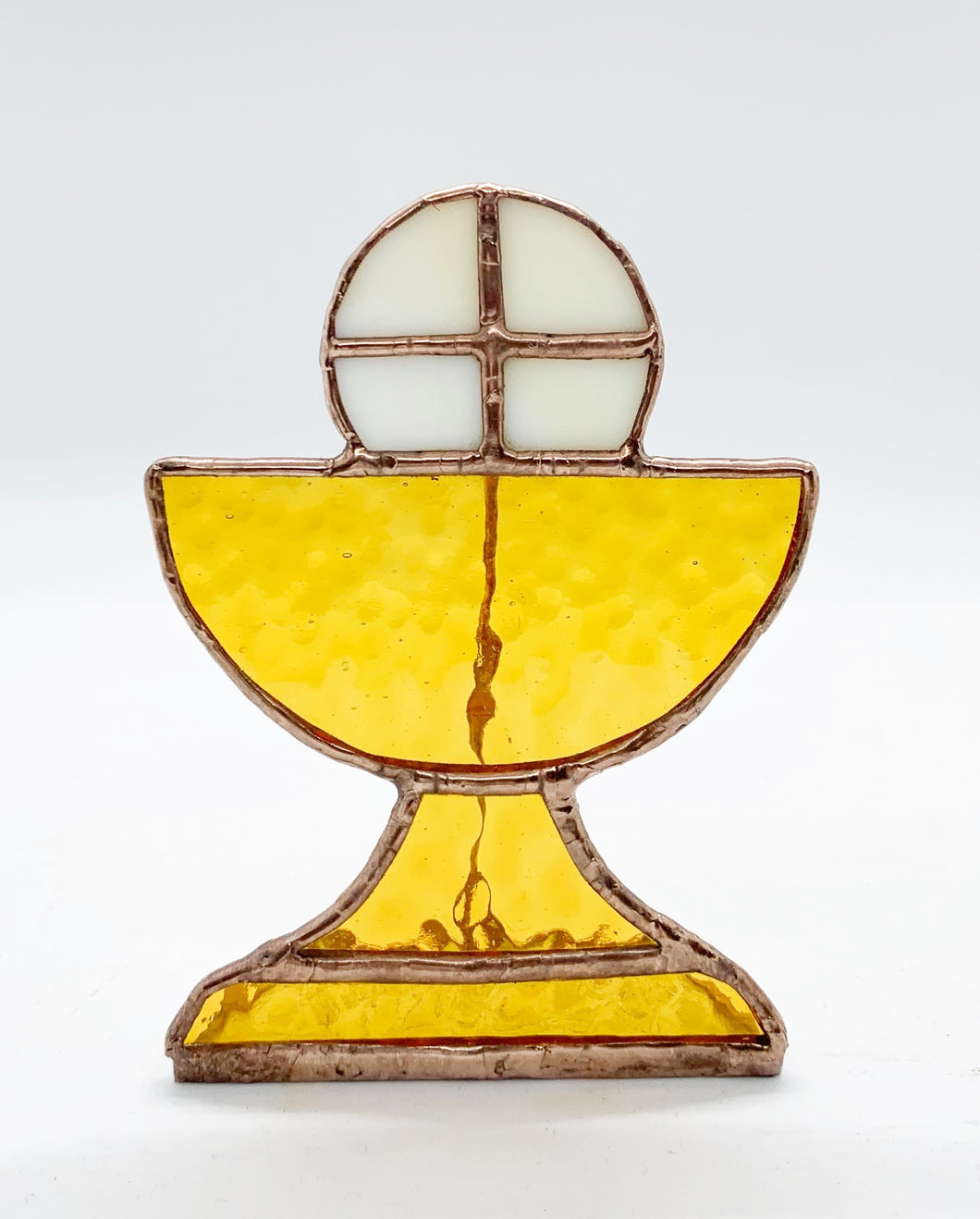 Simple Catholic Cup with Waffer