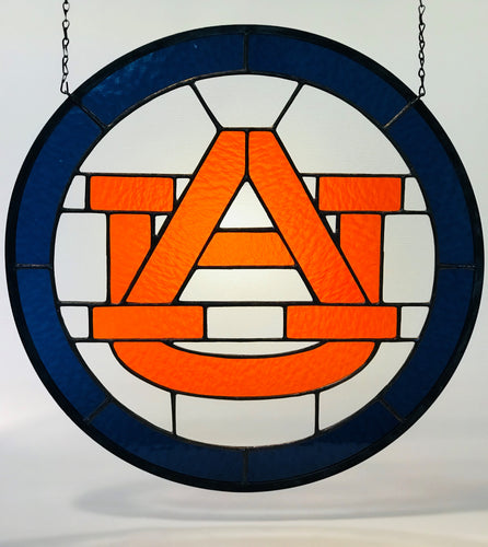 Auburn University Logo Circle