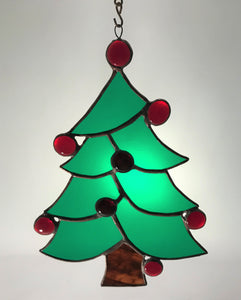 Decorated Christmas Tree $38