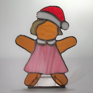 Gingerbread Girl Standing