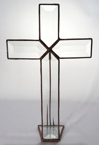 Beveled Cross