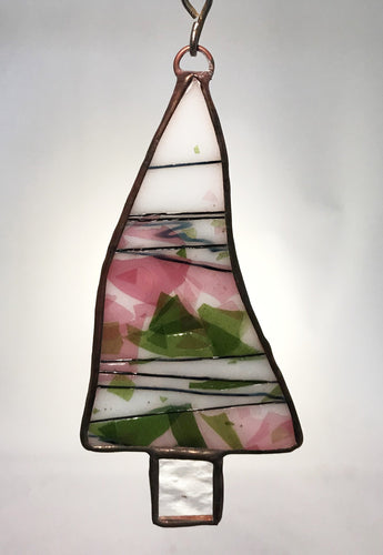 Whimsical Christmas Tree $12
