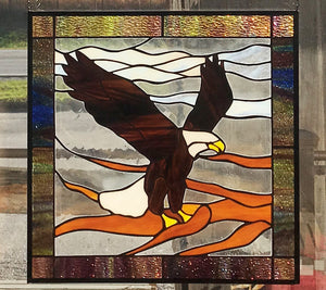 20 inch Eagle Panel