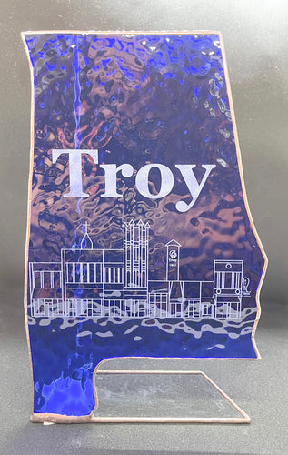City of Troy on State of Alabama