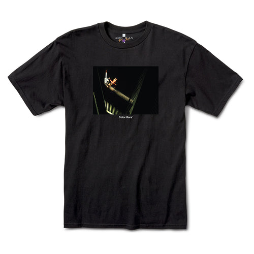 American Psycho Chainsaw Tee - Black