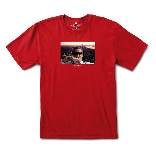 American Psycho NYC Tee - Red
