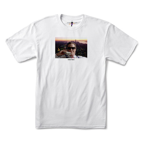 American Psycho NYC Tee - White
