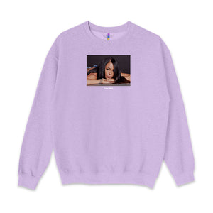 Aaliyah Reflect Crewneck