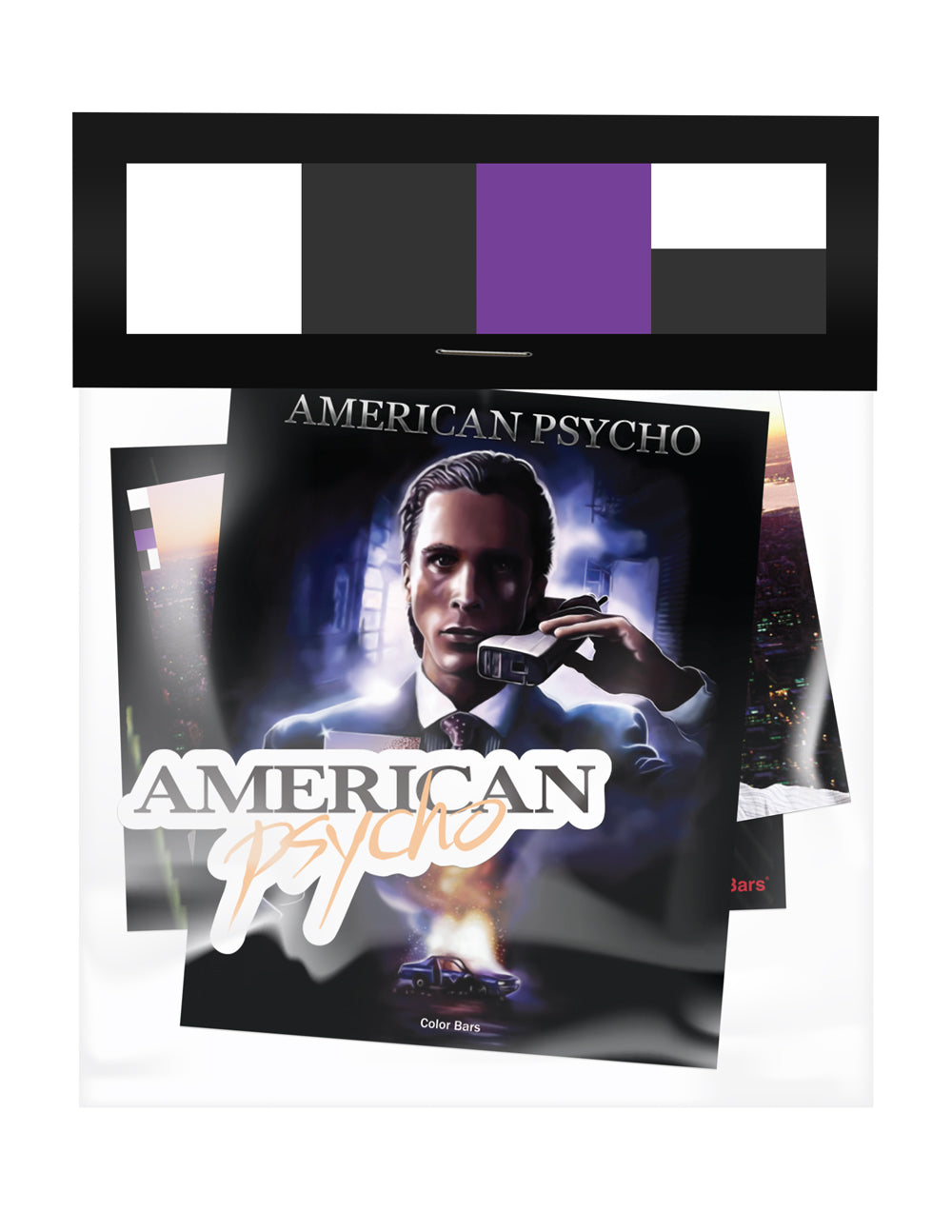 American Psycho Sticker Pack
