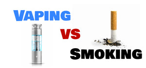 Why Vaping is a Better Choice than Smoking