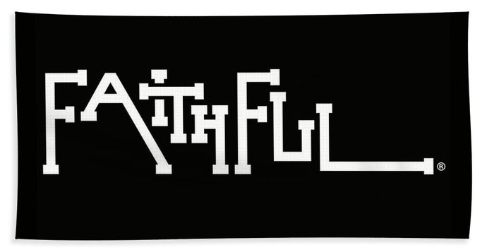 Faithful Original Surfwear - Beach Towel