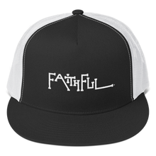 Faithful Trucker Cap