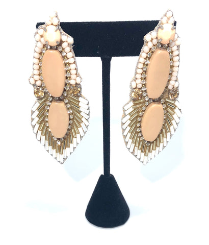 Shield Me Dangle Earrings - Signature Collection