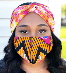 Adult Full Coverage Masks - Customizable Elastic - Tucson