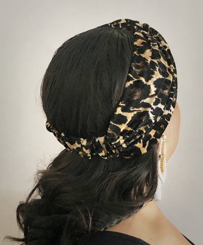 Velvety Leopard - Luxeband - SOLD OUT