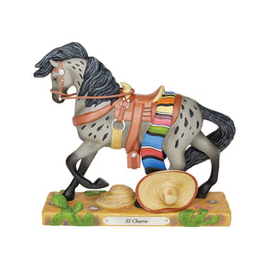 Trail of Painted Ponies 2021 Figurine EL CHARRO 6008840