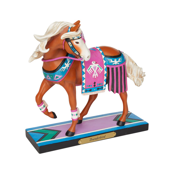 Trail of Painted Ponies 2021 Figurine THUNDERBIRD 6008842