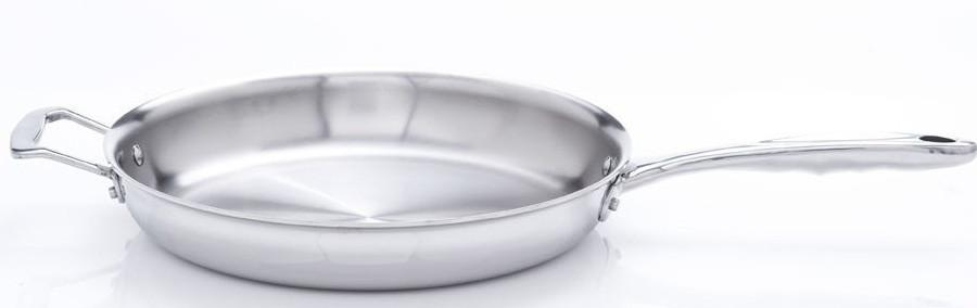 Stainless Steel Fry Pan from 360 Cookware