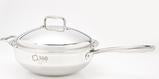 Stainless Steel Wok from 360 Cookware