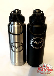 BYOT - Tumbler - 2-Sided Engraving - Full House Custom Leather