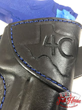 Load image into Gallery viewer, Custom Leather Pancake Holster - Made to Order - Full House Custom Leather