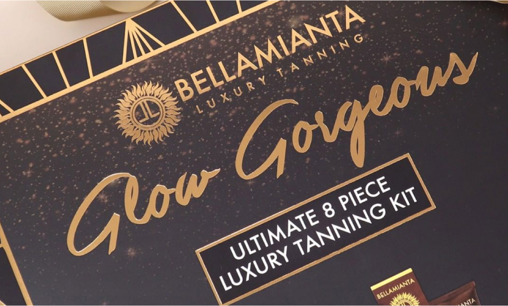 Glow Gorgeous! Why you need the NEW Bellamianta Gift Set in your life