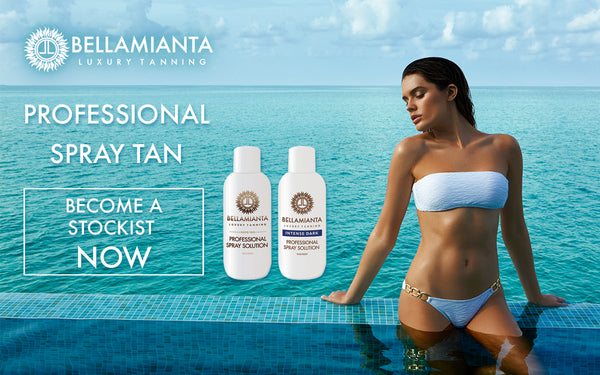 Become a Bellamianta Tanning Stockist
