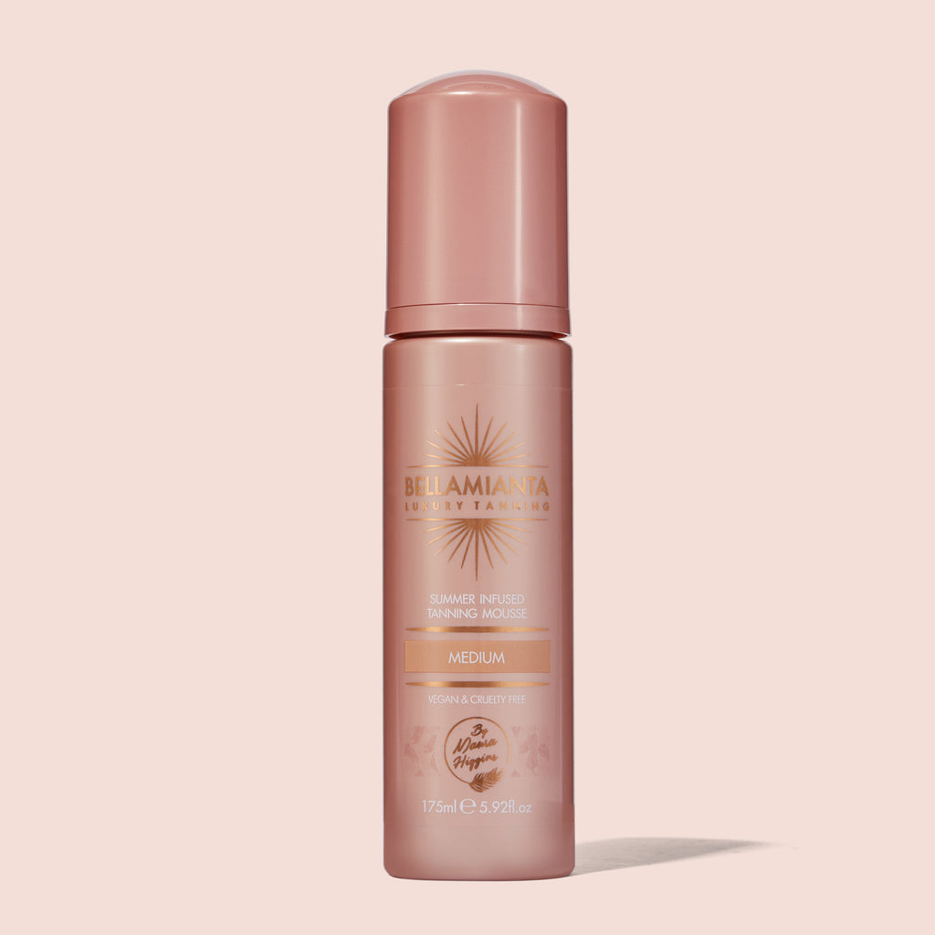 Medium Tanning Mousse by Maura Higgins