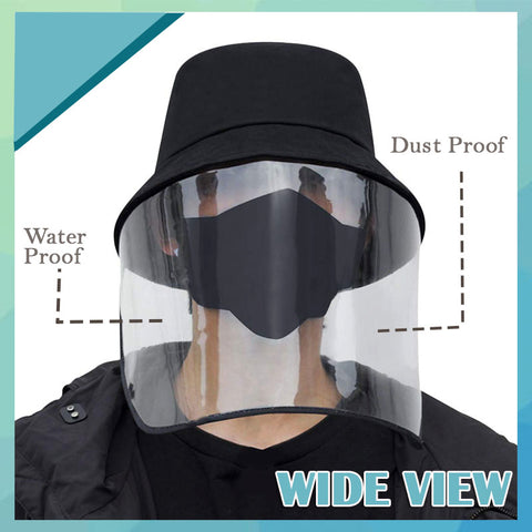 Protective Shield Hat