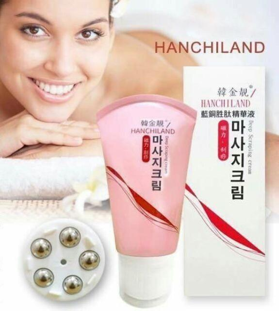 2 in 1 Magnetic Therapy Scraping Massage Cream