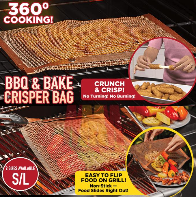 BBQ And Bake Crisper Bag