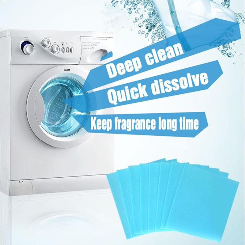 Super Laundry Detergent Sheet