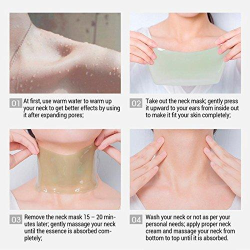 Moisturizing Neck Lift Masks
