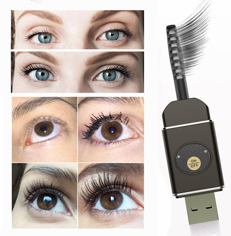 USB Ceramic Heated Eyelash Styler