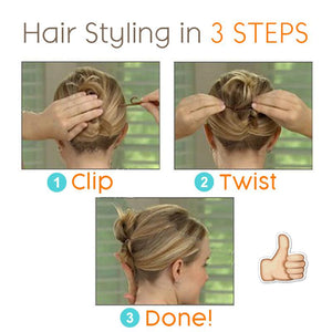 3 Sec Hair Styling Clip