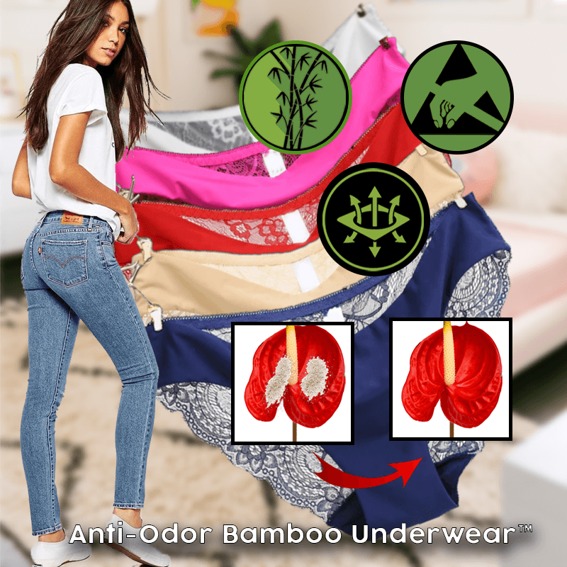Anti-odor Bamboo Underwear™
