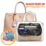 Space Free Up Handbag Organizer