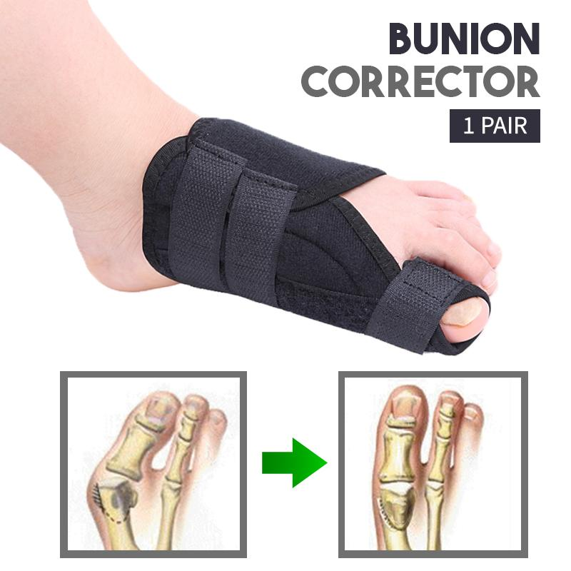 2nd Gen Bunion Corrector (1 Pair)
