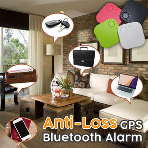 Anti-Loss GPS Bluetooth Alarm