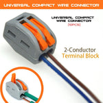 Universal Compact Wire Connector