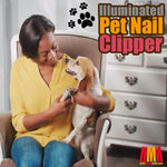 Illuminated Pet Nail Clipper