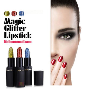 Magic Glitter Lipstick