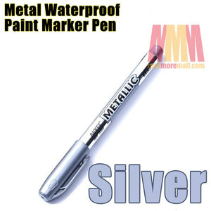 Metal Waterproof Paint Marker Pen
