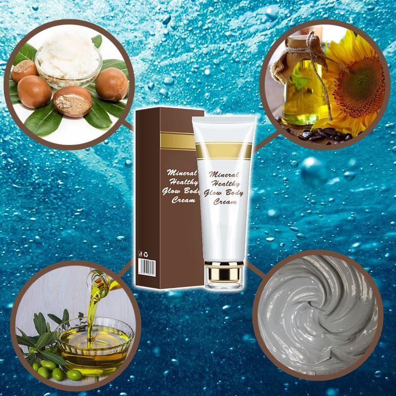 Mineral Healthy Glow Body Cream