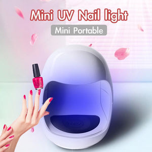 Mini UV Nail light