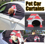 Dog Safe Car Window