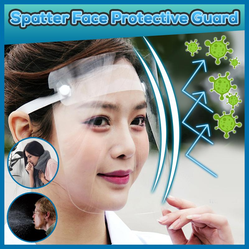 Spatter Face Protective Guard