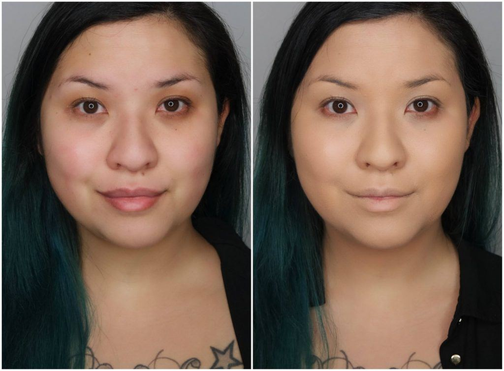 Flawless Colour Changing Foundation